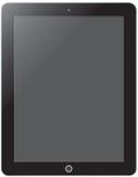 Black Business iPad Royalty Free Stock Photography