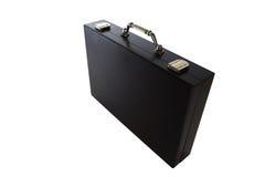 Black business suitcase Stock Photo