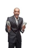 Black businessman Royalty Free Stock Photography