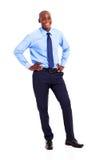 Black businessman Stock Photography
