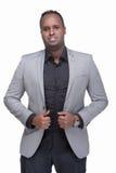 Black businessman Royalty Free Stock Image