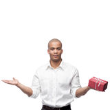 Black businessman Royalty Free Stock Images