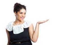 Black businesswoman Stock Image