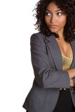 Black Businesswoman Stock Photos