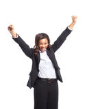 Black businesswoman Royalty Free Stock Image