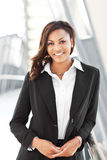 Black businesswoman Royalty Free Stock Photo