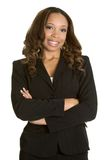 Black Businesswoman Royalty Free Stock Photos