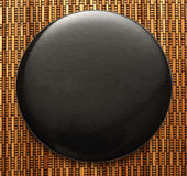 Black button Stock Images