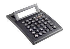 Black Calculator Stock Photo