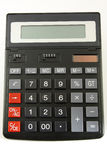 Black calculator Royalty Free Stock Photography