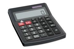Black calculator Royalty Free Stock Image