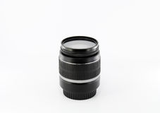 Black camera lens Royalty Free Stock Photos