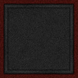 Black canvas background Royalty Free Stock Photography