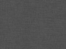 Black canvas background grid fabric texture pattern Royalty Free Stock Photos