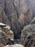Black Canyon Stock Photography