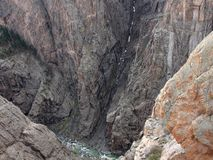 Black Canyon Stock Photo