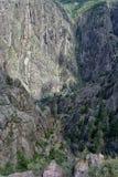 Black Canyon of the Gunnison, Colorado Stock Photo