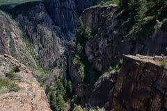 Black Canyon of the Gunnison, Colorado Stock Photos