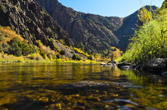 Black Canyon of the Gunnison East Portal 2 stock images