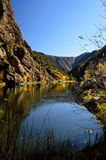 Black Canyon of the Gunnison East Portal 6. Black Canyon of the Gunnison East Portal at the river Royalty Free Stock Images