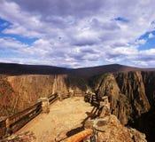 Black Canyon Royalty Free Stock Photo