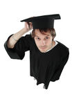 Black cap Royalty Free Stock Photo