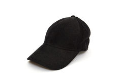 Black cap Stock Photography