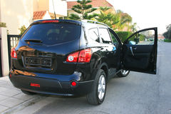 Black car stock photos