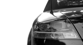 Black car Royalty Free Stock Image