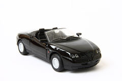 Black car Royalty Free Stock Photography