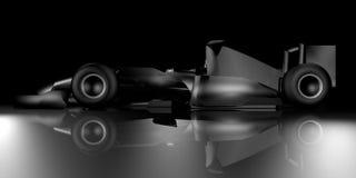 Black car Stock Photography