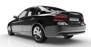 Black car Stock Photo