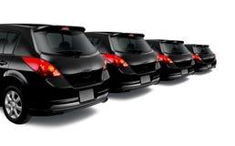 Black car Royalty Free Stock Photography