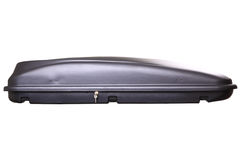 Black car trunk Stock Image