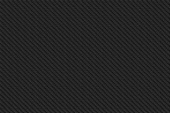 Black carbon fiber background and texture for material design. 3d illustration Royalty Free Stock Photo