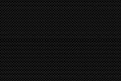 Black carbon fiber background and texture for material design. 3d illustration Royalty Free Stock Image