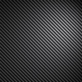 Black Carbon Fiber Texture Royalty Free Stock Photos