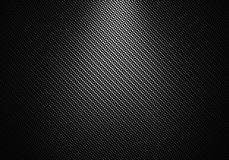 Black carbon fiber textured material design. Abstract modern black carbon fiber textured material design for background, wallpaper, graphic design Royalty Free Stock Image