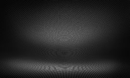 Black carbon fiber textured material design. Abstract modern black carbon fiber material design for background, wallpaper, graphic design. Kevlar textured studio Royalty Free Stock Photography