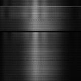 Black carbon fibre background Stock Photography