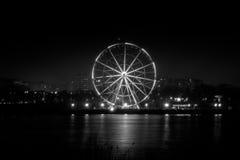 Black Carousel Wheel Stock Photos