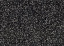 Black carpet. Background of carpet material pattern texture flooring royalty free stock photo