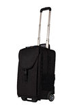 Black carry-on luggage Royalty Free Stock Photo