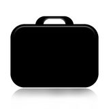 Black case Stock Photography