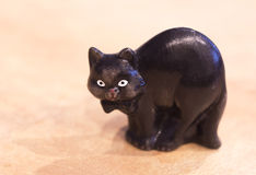 Black cat Royalty Free Stock Images
