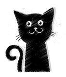 Black Cat Vector Stock Photos