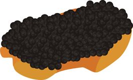 Free Black Caviar Royalty Free Stock Image - 18898606