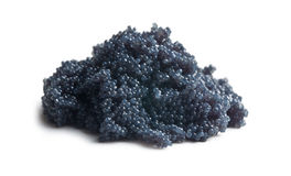 Black caviar Royalty Free Stock Images