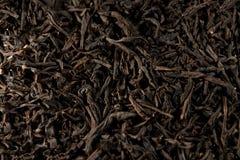 Black Ceylon Tea Background Stock Photos
