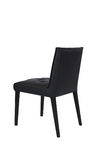 Black Chair Royalty Free Stock Images